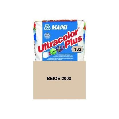 Picture of ULTRACOLOUR PLUS 132 BEIGE 2000 (5KG)