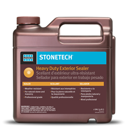 Picture of STONETECH HEAVY DUTY EXTERIOR SEALER (3.785L)