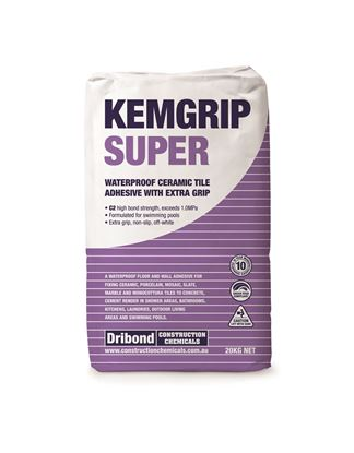 Picture of KEMGRIP SUPER (20KG CONSTRUCTION CHEMICALS)