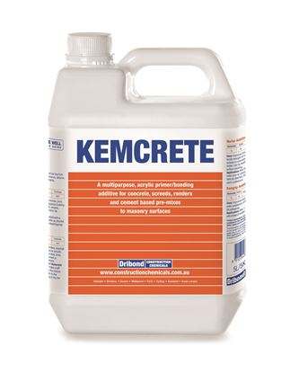 Picture of KEMCRETE (5L CONSTRUCTION CHEMICALS)