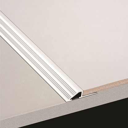 Picture of ANGLE ALUMINIUM TRANSITION EDGE PLAIN