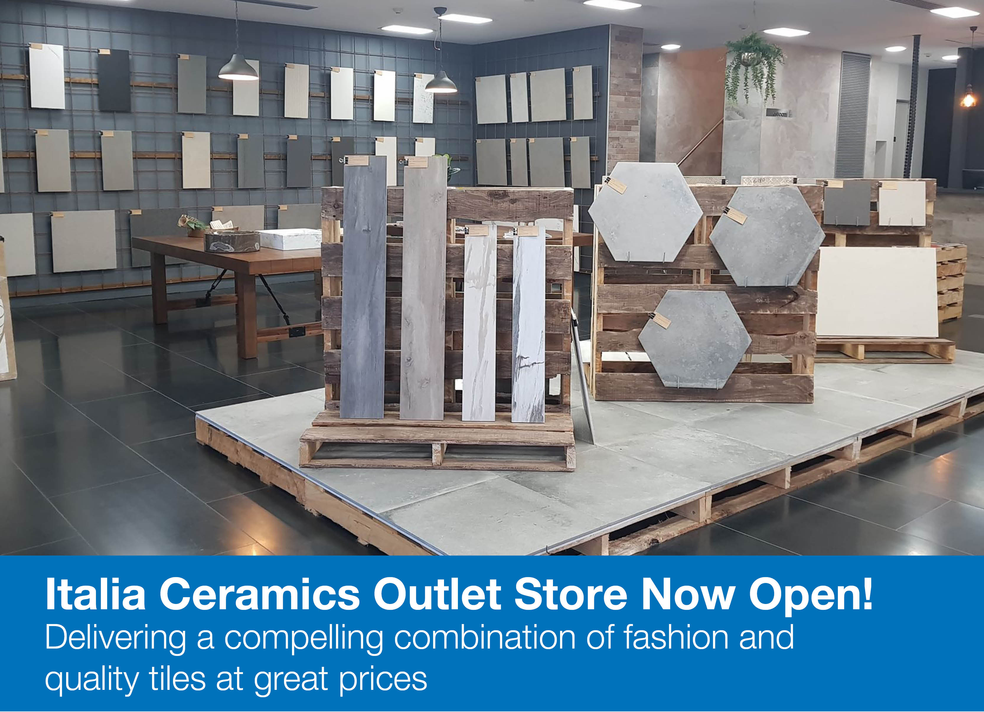 Clearance Tiles Italia Ceramics Outlet Store