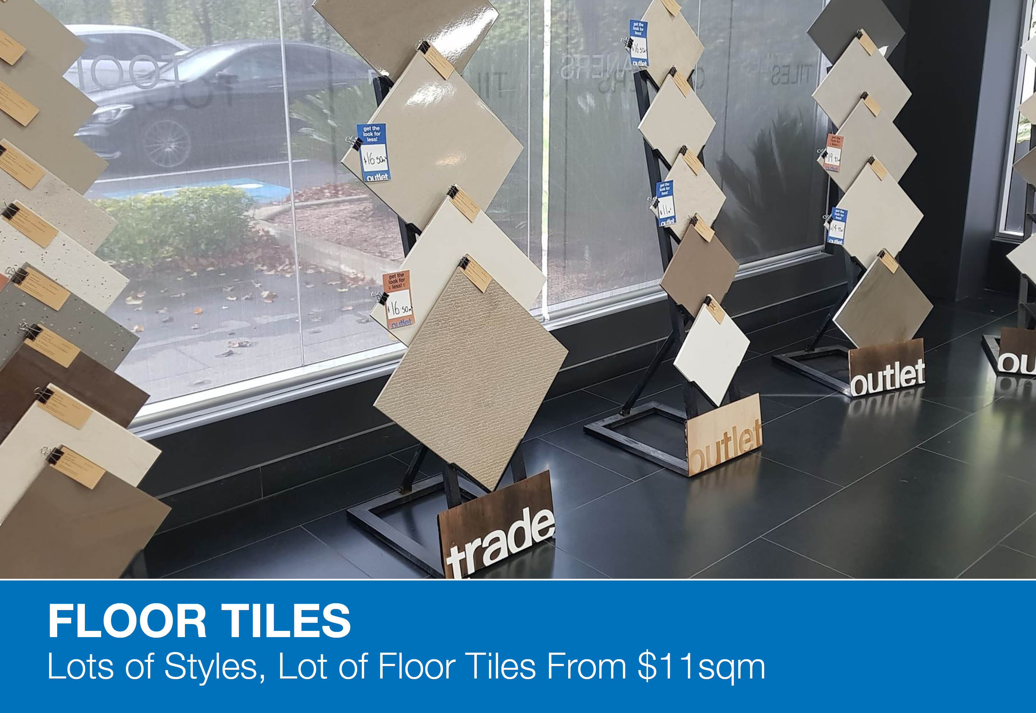 Clearance Tiles-Italia Ceramics Outlet Store